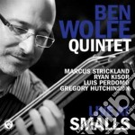 Ben Wolfe - Live At Smalls cd musicale di Bel wolfe quintet