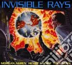 Morgan Agren, Henry Kaiser And Trey Gunn - Invisible Rays cd musicale di Trey Gunn