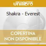 EVEREST                                   cd musicale di SHAKRA