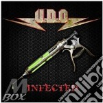 U.d.o. - Infected cd musicale di U.d.o.