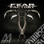 Mechanize cd musicale di Factory Fear