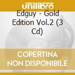 Gold edition vol.2 cd musicale di EDGUY
