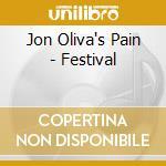 Festival cd musicale di JON OLIVA'S PAIN
