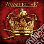 Time to be king cd musicale di MASTERPLAN