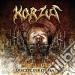 Discipline of hate cd musicale di KOPRZUS