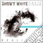 Snowy White - Realistic cd musicale di Snowy White