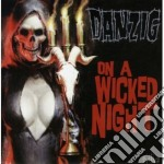 (LP VINILE) On a wicked night lp vinile di DANZIG