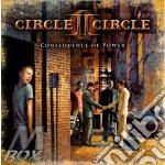 Circle II Circle - Consequence Of Power cd musicale di CIRCLE II CIRCLE