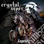 Crystal Viper - Legends cd musicale di Viper Crystal