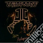 Ektomorf - Redemption cd musicale di EKTOMORF