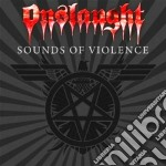 Sounds of violence cd musicale di ONSLAUGHT
