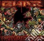 BLOODY PIT OF HORROR                      cd musicale di GWAR