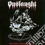 Onslaught - Power From Hell cd musicale di Onslaught