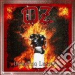 Burning leather cd musicale di Oz