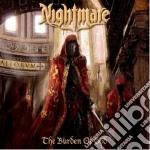 Nightmare - The Burden Of God cd musicale di Nightmare
