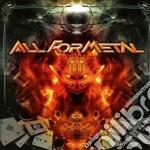 All for metal vol.3 cd musicale di Artisti Vari