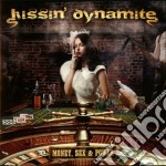 Money, sex & power cd musicale di Dynamite Kissin'