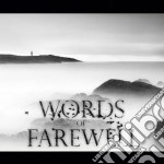 Words Of Farewell - Immersion cd musicale di Words of farewell