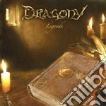 Dragony - Legends cd musicale di Dragony