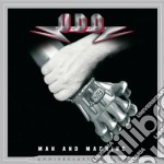 Man and machine cd musicale di U.d.o.