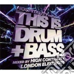 THIS IS DRUM/BASS                         cd musicale di Contrast/london High