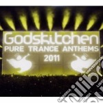 Godskitchen pure trance anthems '11 cd musicale di Artisti Vari