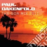 The goa mix 2011 cd musicale di Paul Oakenfold
