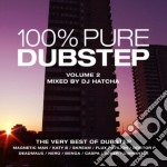 100% pure dubstep vol.2 cd musicale di Artisti Vari