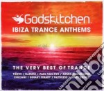 Godskitchen ibiza trance anthems cd musicale di Artisti Vari