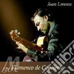 FLAMENCO DE CONCIERTO                     cd musicale di Juan Lorenzo