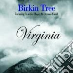 VIRGINIA                                  cd musicale di Tree Birkin