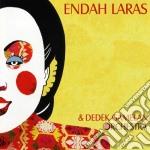 Endah laras & dedek gamelan orchestra cd musicale di Endah Laras