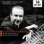 Wizard of sound cd musicale di Claudio Arrau