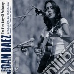 The first lady of folksongs cd musicale di Joan Baez