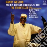 The storyteller cd musicale di Randy Weston