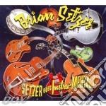 Setzer goes instru-mental cd musicale di Brian Setzer