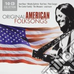 American folksongs cd musicale di Artisti Vari