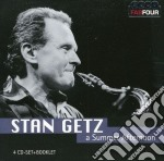 A summer afternoom cd musicale di Stan Getz