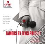 Famous by elvis presley cd musicale di Artisti Vari