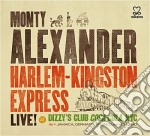 Harlem - kingston express: live cd musicale di Monty Alexander