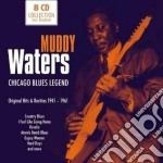 Original hits & rarities 1941/1961 cd musicale di Monty Waters