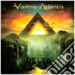 Visions Of Atlantis - Delta cd musicale di VISIONS OF ATLANTIS