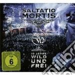 10 jahre wild und frei cd musicale di Mortis Saltatio