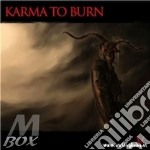 V cd musicale di Karma to burn