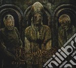 Crypts of the unrotten cd musicale di Dawn of disease