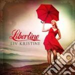 Libertine cd musicale di Kristine Liv