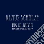 Big in japan - live in tokyo 2010 cd musicale di Klaus Schulze