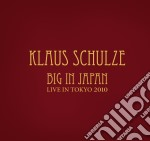 Big in japan (2cd+dvd) cd musicale di Klaus Schulze