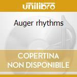 Auger rhythms cd musicale di Brian Auger