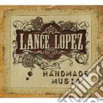 Handmade music cd musicale di Lopez Lance